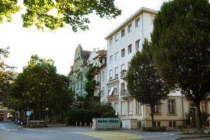 Hotel Alpha | Ihr Garni-Hotel in Luzern